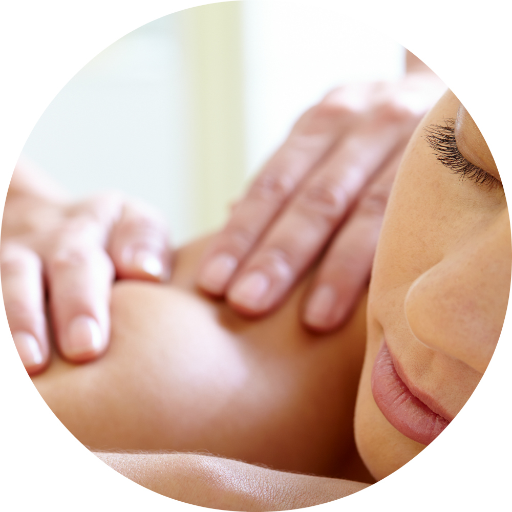 Massage · Fysiurgisk massage og dybdemassage
